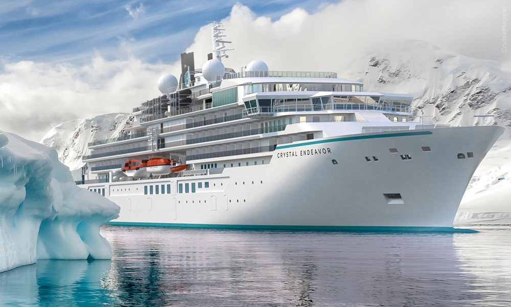 SUBLIME AND SPECTACULAR – CRYSTAL YACHT EXPEDITIONS